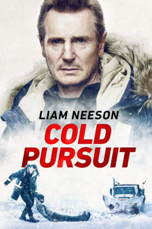 movie poster for Cold Pursuit