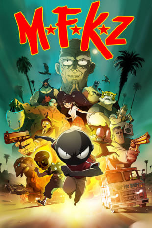 movie poster for MFKZ