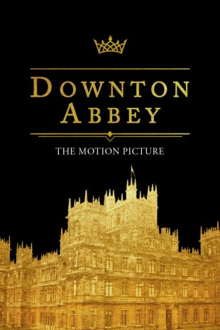 movie poster for Downton Abbey