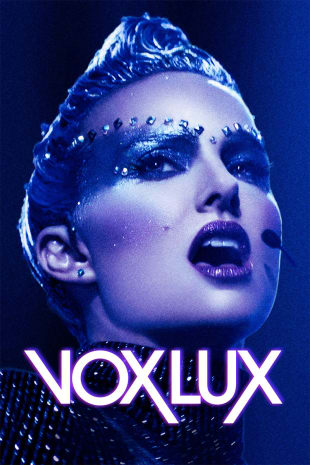 movie poster for Vox Lux