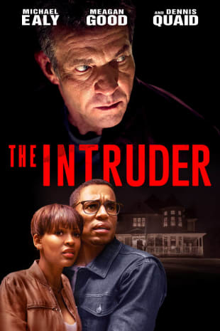 movie poster for The Intruder