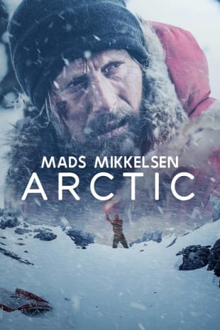 movie poster for Arctic