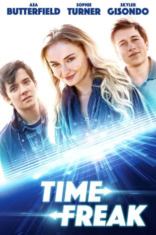 movie poster for Time Freak
