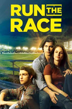 movie poster for Run The Race