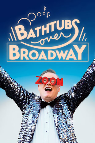 movie poster for Bathtubs Over Broadway
