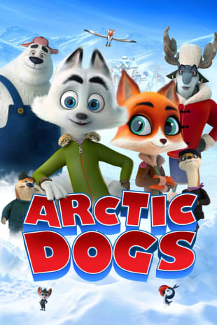 movie poster for Arctic Dogs