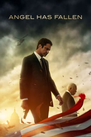 movie poster for Angel Has Fallen