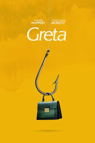 movie poster for Greta
