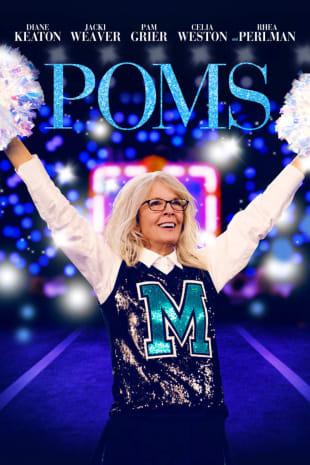 movie poster for Poms