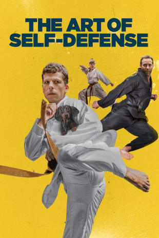 movie poster for The Art Of Self Defense