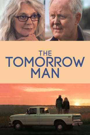 movie poster for The Tomorrow Man