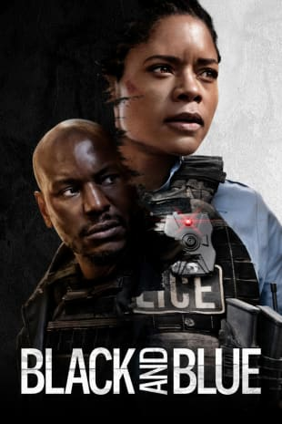 movie poster for Black And Blue