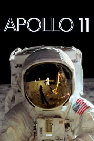 movie poster for Apollo 11 (2019)