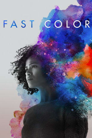 movie poster for Fast Color