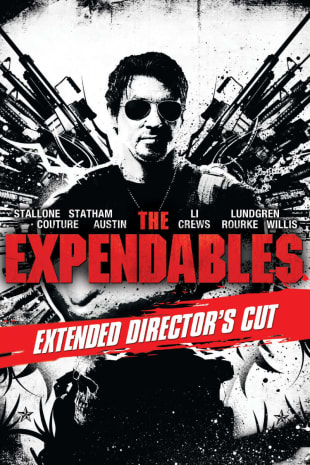 movie poster for The Expendables - Extended Cut