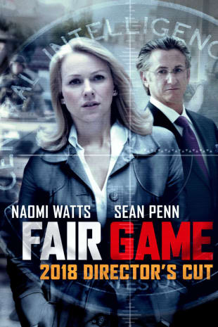 movie poster for Fair Game (2018) - Director's Cut