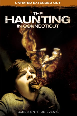 movie poster for The Haunting In Connecticut - Unrated
