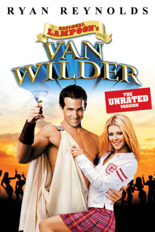 movie poster for National Lampoon's Van Wilder - Unrated