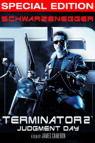 movie poster for Terminator 2: Judgment Day - Special Edition