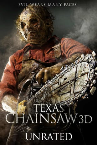 movie poster for Texas Chainsaw - Unrated