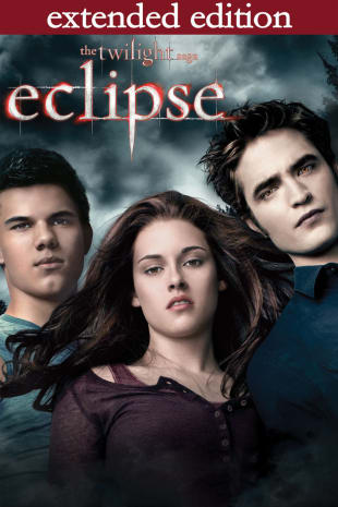 movie poster for The Twilight Saga : Eclipse - Extended Edition