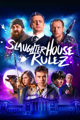 movie poster for Slaughterhouse Rulez