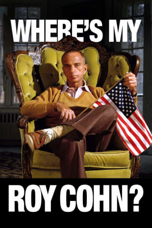 movie poster for Where's My Roy Cohn?