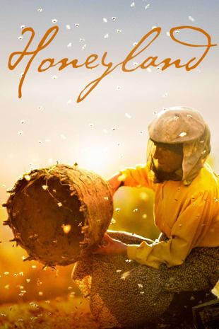 movie poster for Honeyland