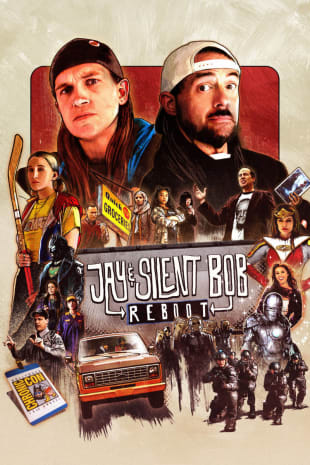 movie poster for Jay & Silent Bob Reboot
