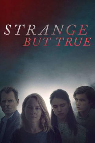 movie poster for Strange But True