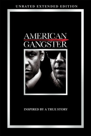 movie poster for American Gangster - Unrated