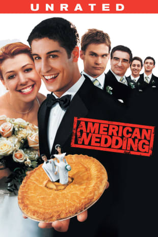 movie poster for American Wedding (Unrated)