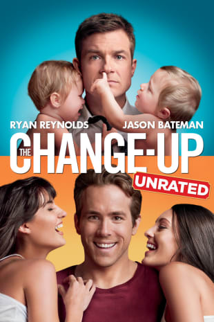 movie poster for The Change-Up (Unrated)
