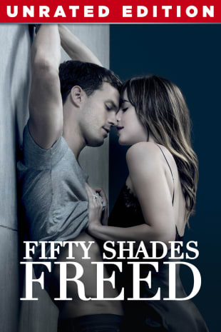movie poster for Fifty Shades Freed (Unrated)