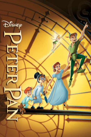 movie poster for Peter Pan (1953)