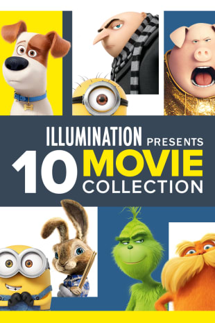 movie poster for Illumination: 10-Movie Collection