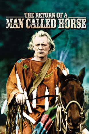 movie poster for The Return of a Man Called Horse
