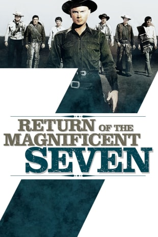 movie poster for Return of the Seven