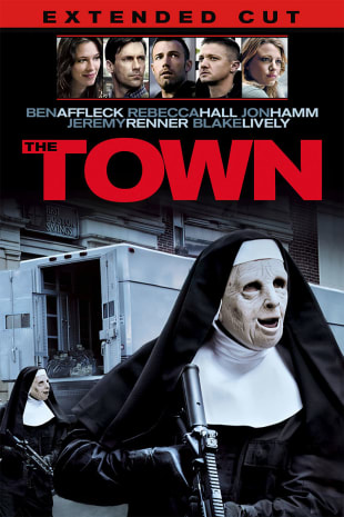 movie poster for The Town (Extended Version)