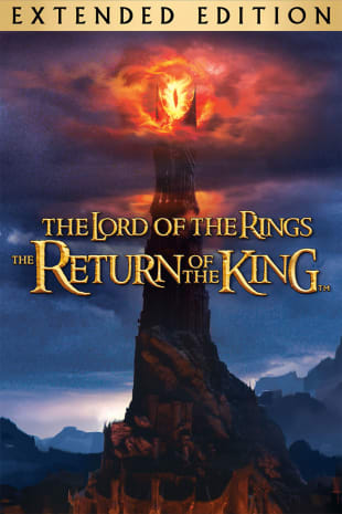 movie poster for The Lord of The Rings: The Return of the King (Extended Edition)