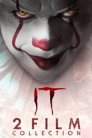 movie poster for IT 2-Film Collection