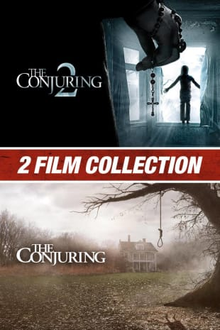 movie poster for The Conjuring 2-Film Collection