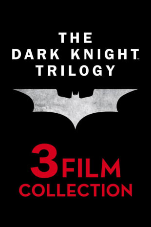movie poster for The Dark Knight Trilogy Collection