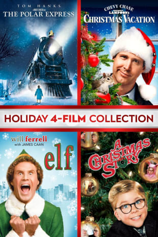 movie poster for Essential Holiday 4-Film Collection