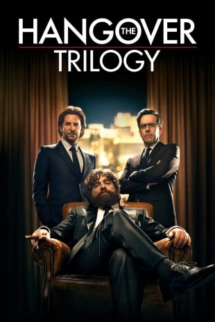movie poster for The Hangover: Trilogy