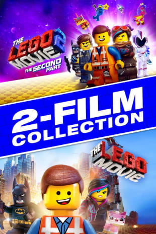 movie poster for The LEGO Movie 2: The Second Part / The LEGO Movie / 2-Film Collection