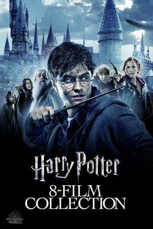 movie poster for Harry Potter 8-Film Collection