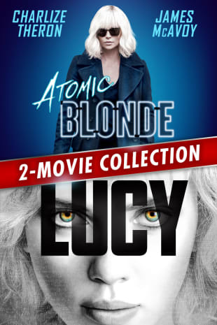 movie poster for Atomic Blonde / Lucy Bundle