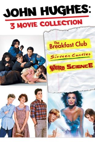 movie poster for John Hughes 3-Movie Collection