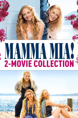 movie poster for Mamma Mia! 2-Movie Collection